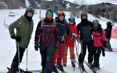 Winter Outings Boost Mental Wellness at SMI