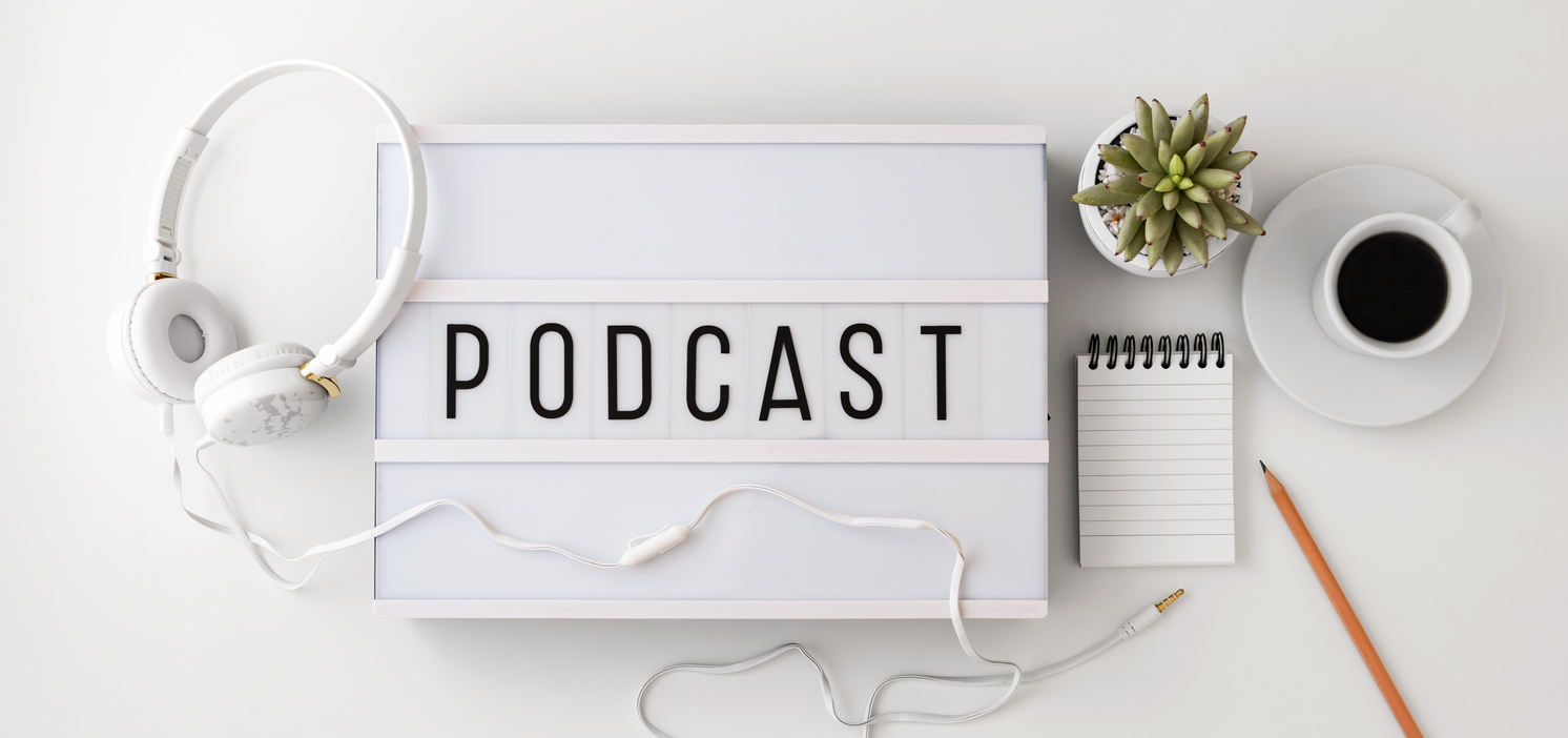 podcast sign