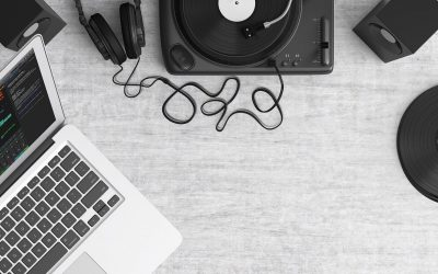 Music Consumption up 14% in First Half of 2021