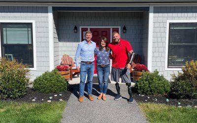 SMI Pledges $500,000 to Travis Mills Foundation